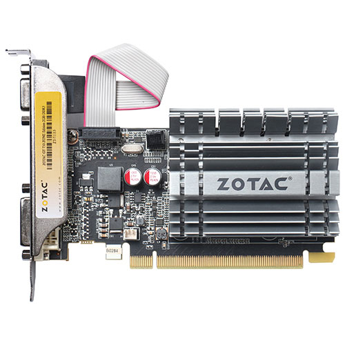 ZOTAC GeForce GT 730 Zone Edition 2GB DDR3 PCI-E Video Card