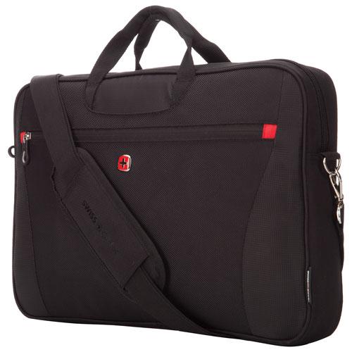 Étui à chargement par le haut pour portable de 17,3 po de Swiss Gear (SWA5100) - Noir