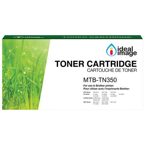 ideal image Brother Black Toner (BB-TN350)