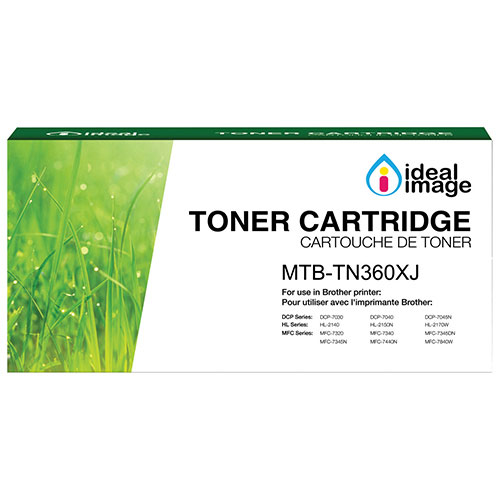 ideal image Black Toner (BB-TN-360X-Jumbo)