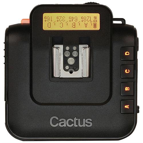 Cactus V6 Wireless Flash Trigger (CA130286)