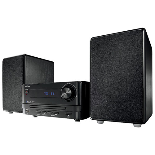 Insignia Mini CD HiFi System with Bluetooth