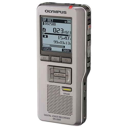 Enregistreur vocal numérique d'Olympus