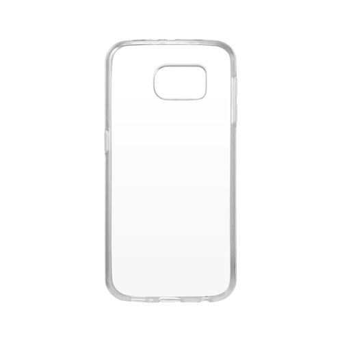 Insignia Galaxy S6 Fitted Soft Shell Case - Clear