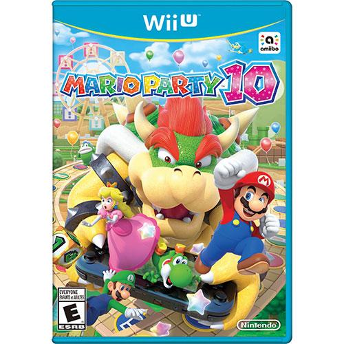 Mario Party 10 (Nintendo Wii U) - Previously Played
