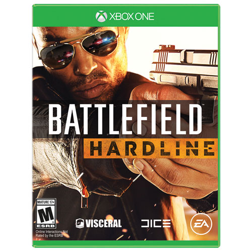 Battlefield: Hardline (Xbox One) - Usagé