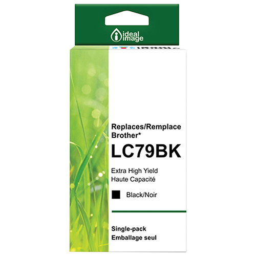 ideal image Brother Black Ink (BB-LC79BK)
