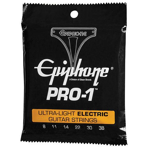 Epiphone Pro-1 Ultra-Light Electric Guitar Strings