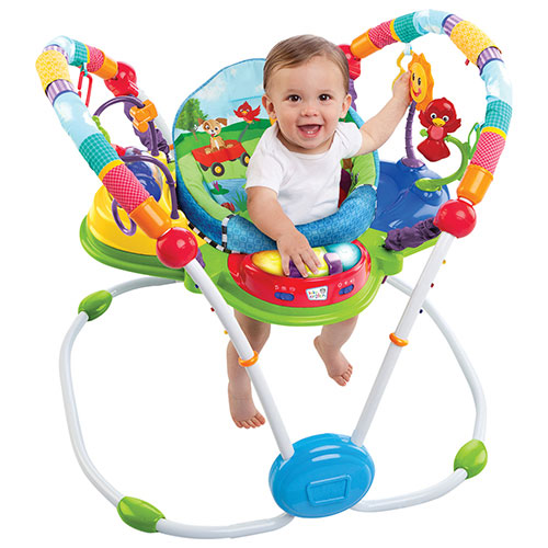 Baby Einstein Neighborhood Activity Jumper