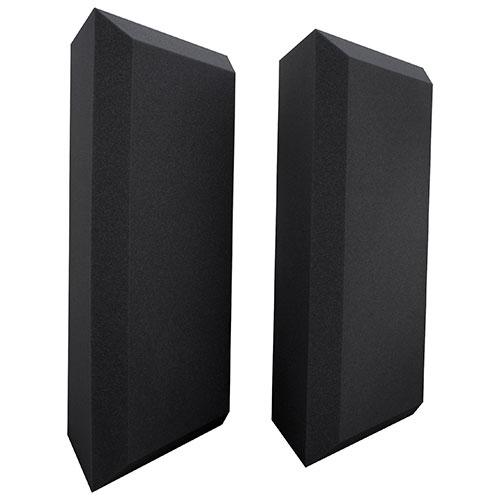 Résonateur à membrane basstrap professionnel d'Ultimate Acoustics (UA-BTB) - Paquet de 2