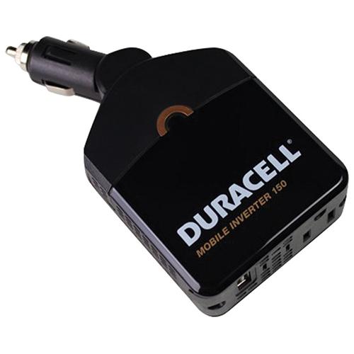 Convertisseur de courant portatif 150 W de Duracell (DRINVM150)