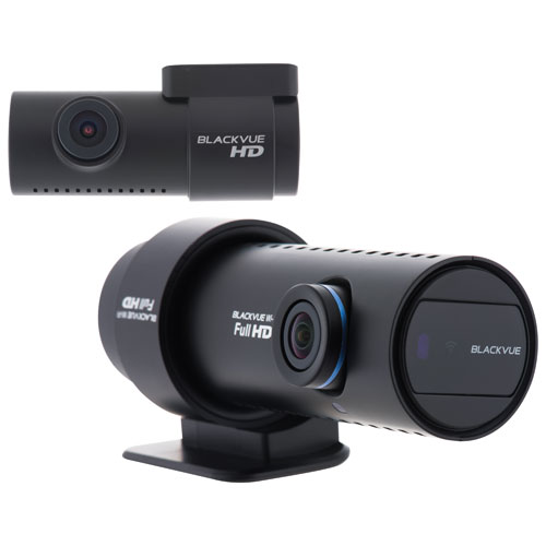 BlackVue 2-Channel FULL HD 1080P Dashcam with Sony EXMOR CMOS Sensor, Wi-Fi & GPS (DR650S-2CH)