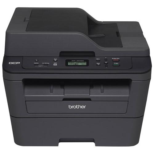 Imprimante laser tout-en-un sans fil monochrome de Brother (DCPL2540DW)