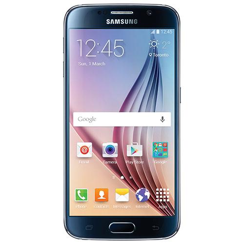 Bell Samsung Galaxy S6 32GB - Black - 2 Year Agreement