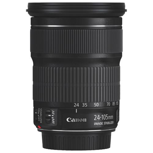 Canon EF 24-105mm IS STM Lens