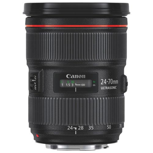Objectif EF 24-70 mm II USM de Canon