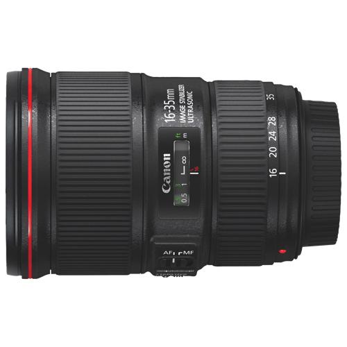 Canon EF 16-35mm IS USM Lens
