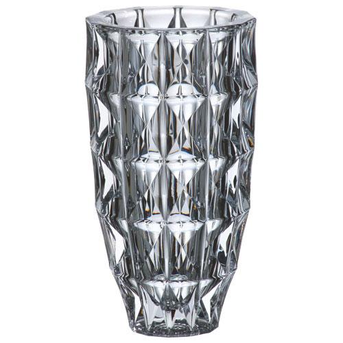 Crystalite Bohemia Diamond 28cm (11 in.) Crystal Vase