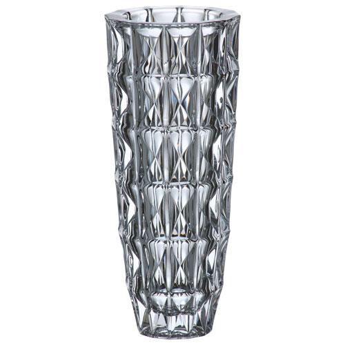 Crystalite Bohemia Diamond 33cm (11.8 in.) Crystal Vase