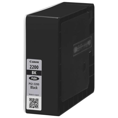 Cartouche d'encre noire PGI-2200 de Canon (9291B001)
