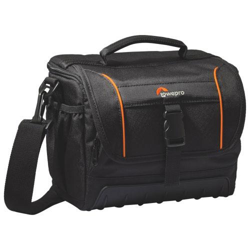 Lowepro Adventura Digital SLR Camera Shoulder Bag (LP36902) - Black