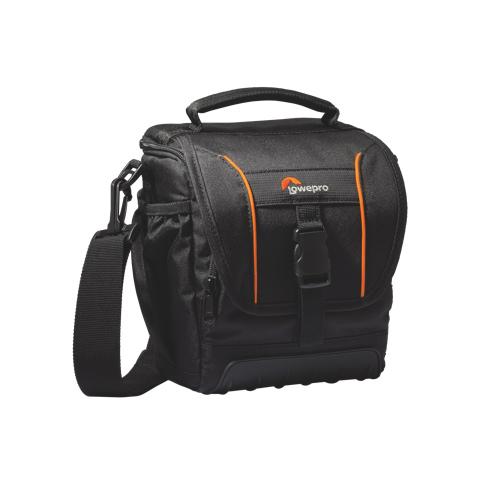Lowepro Adventura Digital SLR Camera Shoulder Bag (LP36901) - Black