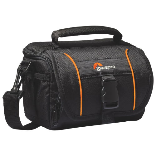 Lowepro Adventura Digital SLR Camera Shoulder Bag (LP36900) - Black