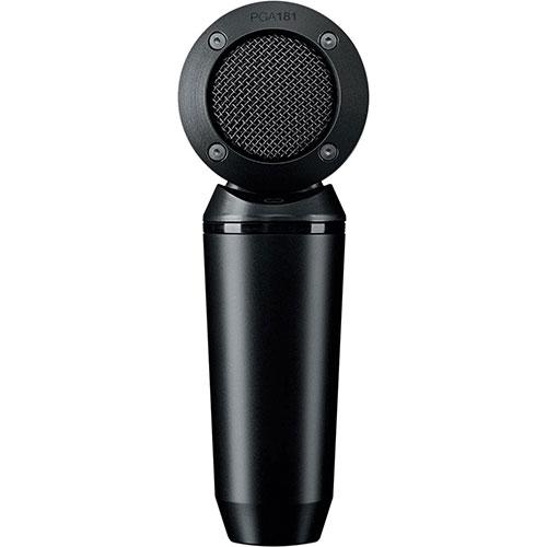 Shure Side-Address Condenser Microphone (PGA181-LC)