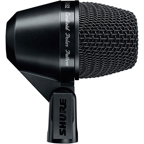 Shure Snare/Tom Dynamic Microphone (PGA56-LC)