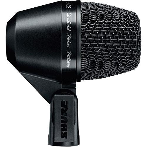 Microphone dynamique de Shure pour caisse claire (PGA56-LC)