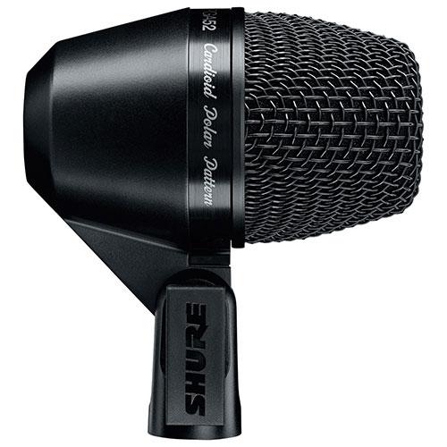 Microphone de Shure pour grosse caisse (PGA52-LC)