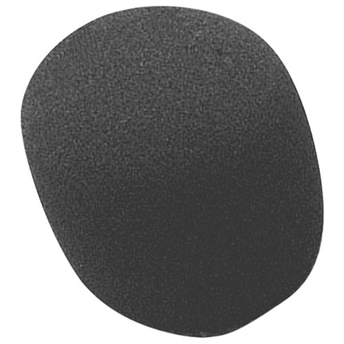 On-Stage Foam Microphone Windscreen (ASWS58-B) - Black