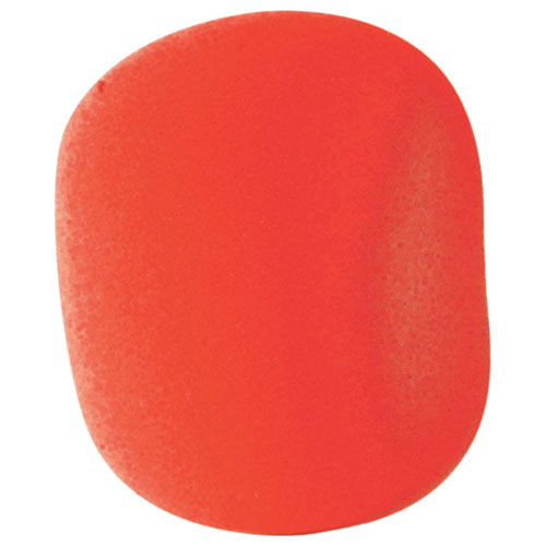 On-Stage Foam Microphone Windscreen (ASWS58-R) - Red