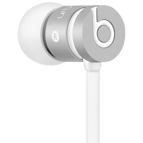 Écouteurs bouton urBeats de Beats by Dr. Dre (MK9Y2AM/B) - Argenté