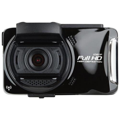 "The Original Dash Cam Ultra Full HD 1080p Dashcam with 2.4"" LCD Screen & 8GB SD (4SK888)"