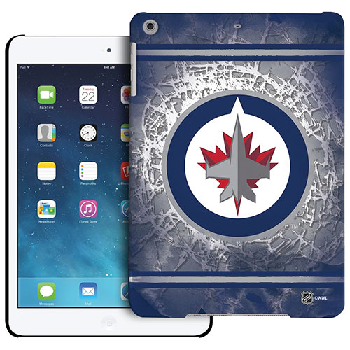 Étui rigide pour iPad Air Jets de Winnipeg de la LNH