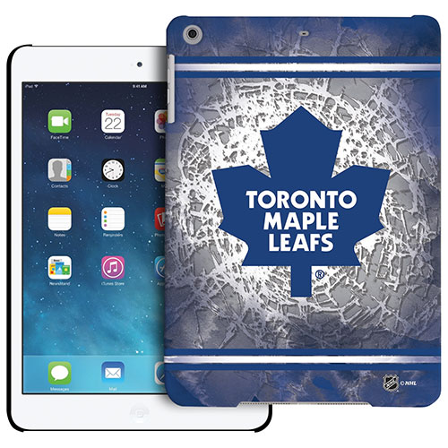 Étui rigide pour iPad Air Maple Leafs de la LNH