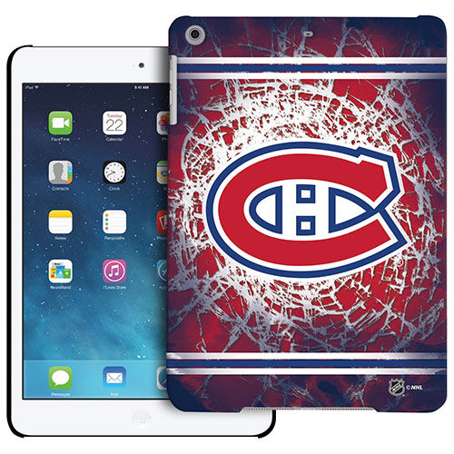 Étui rigide pour iPad Air Canadiens de Montréal de la LNH
