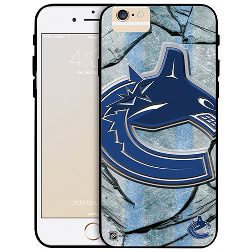 NHL Vancouver Canucks Leafs iPhone 6/6s Plus Fitted Hard Shell Case - Large Logo