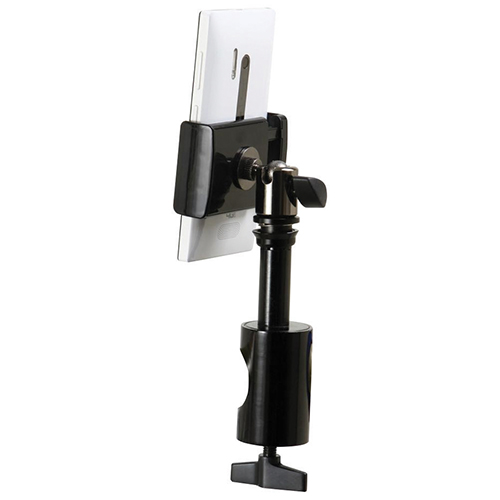On-Stage Universal Mount for Smartphone/Tablet (TCM1901) - Black