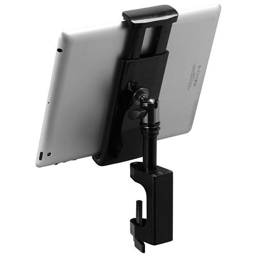 Support universel d'On-Stage pour téléphone intelligent/tablette (TCM1908) - Noir