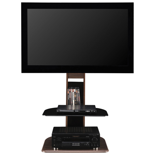 "Dorel Galaxy 50"" TV Stand - Walnut"
