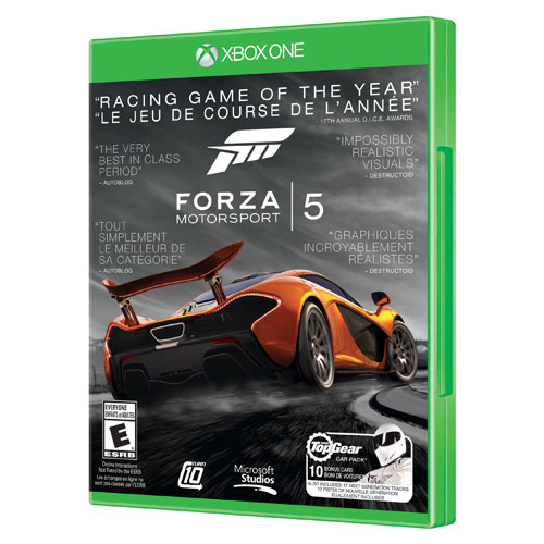 Forza Motorsport 5 Game Of The Year (Xbox One)