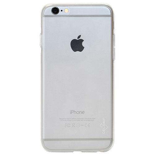 GelGrip Slim iPhone 6/6s Plus Gel Skin Case - Clear