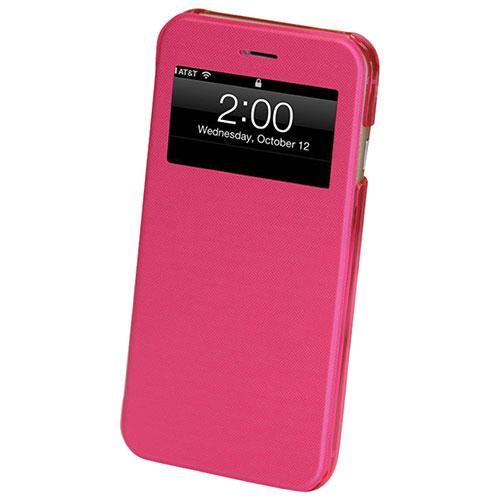 GelGrip iPhone 6/6s Plus Folio Case - Pink
