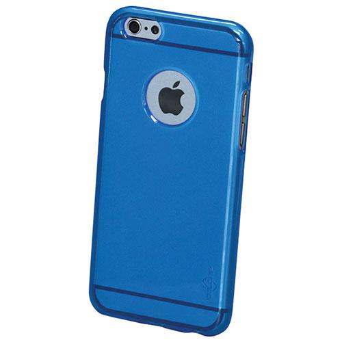 Étui en gel Classic de GelGrip pour iPhone 6 - Bleu