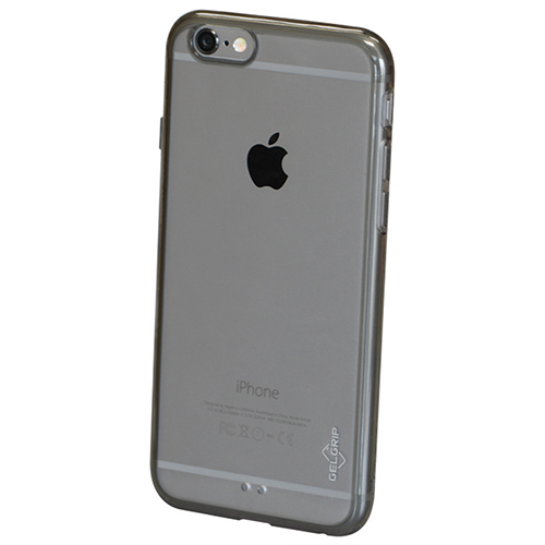 GelGrip Iinvisa iPhone 6/6s Fitted Soft Shell Case - Smokey