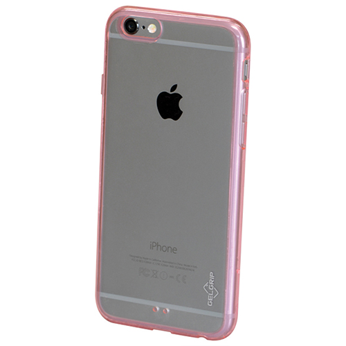 GelGrip Iinvisa iPhone 6/6s Fitted Soft Shell Case - Pink