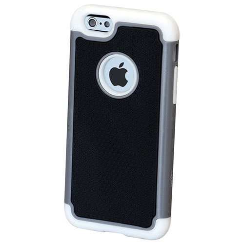 GelGrip TrioKase iPhone 6 Fitted Hard Shell Case - White