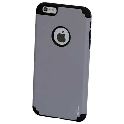 GelGrip DualKase iPhone 6/6s Plus Fitted Hard Shell Case - Grey